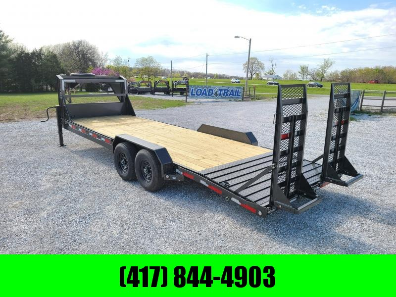 2021 MAXXD GN CAR HAULER Equipment Trailer