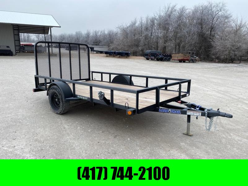 2021 Load Trail 77X12 SINGLE AXLE UTILITY