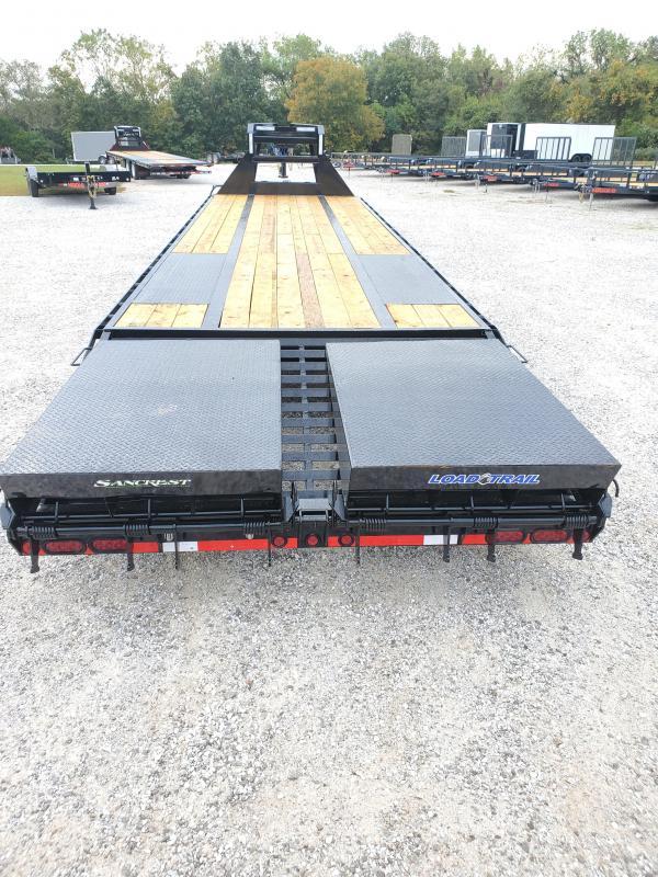 "2022 Load Trail 102"" x 32' Tandem Low-Pro Gooseneck"
