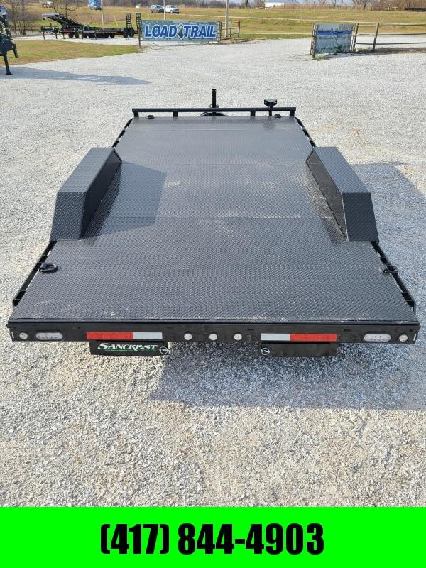 2021 MAXXD 102X18 TANDEM BUGGY HAULER  W / DRIVE OVER FENDERS