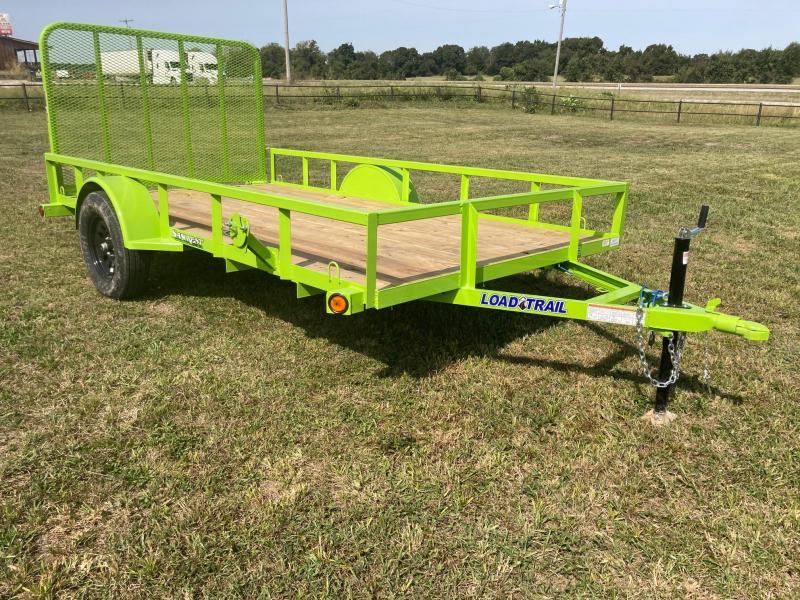 2022 Load Trail 77x12 Single Axle Utility Trailer