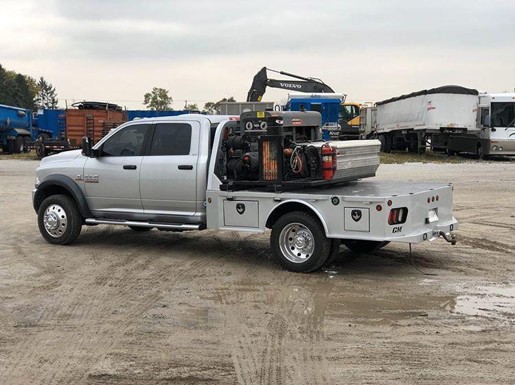 2021 CM Truck Beds SK Truck Bed