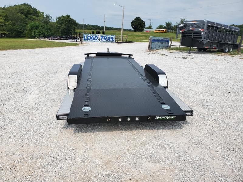2022 MAXXD 83 X 20 N5X CAR HAULER W/ STEEL FLOOR