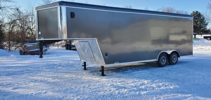 2021 H&H 101X20 TANDEM 10K GN CARGO W/7' HEIGHT