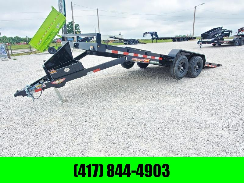 2021 H and H 82X22 TANDEM 10K SPEEDLOADER EX POWER TILT