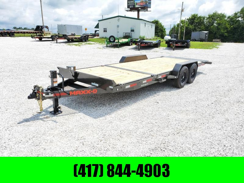 2020 MAXXD TILT 83'' X 22' - 14K Gravity Equipment Trailer G6X