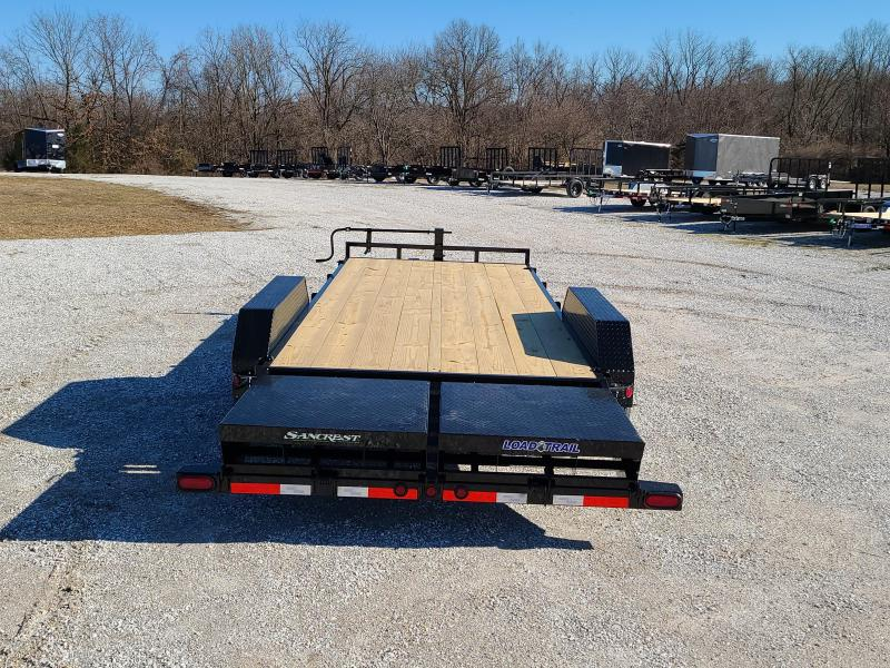 2021 Load Trail 83X20 TANDEM 14K EQUIPMENT HAULER W/MAX RAMPS