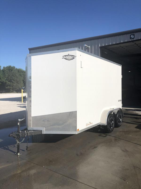 2020 Impact Trailers CARGO Enclosed Cargo Trailer