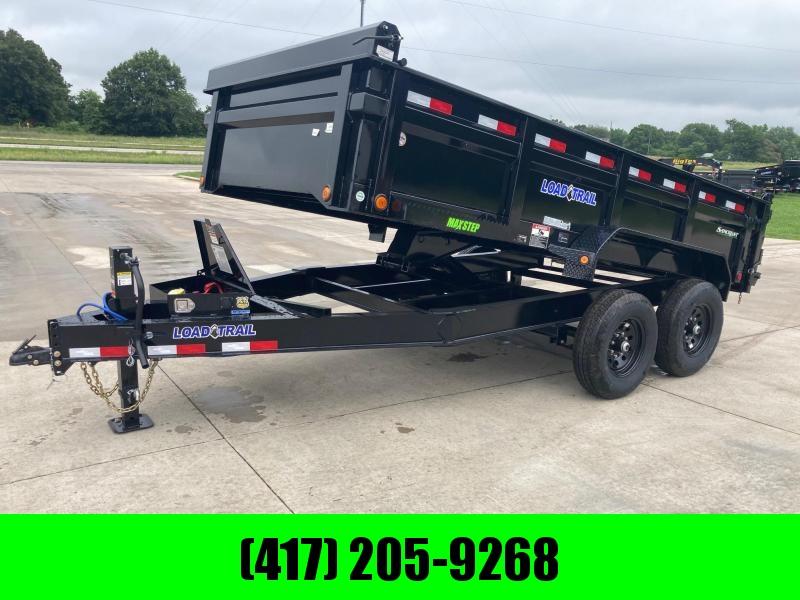 2021 Load Trail 83x14 Tandem Dump Trailer