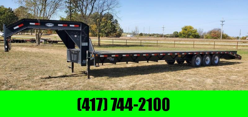 2009 Load Trail 102X36 TRIPLE 21K GN W/ 3 FLIP OVER RAMPS& UNDER BRIDGE/TORQUE TUBE