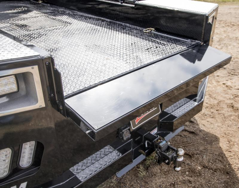 2021 CM Truck Beds TM Deluxe Truck Bed
