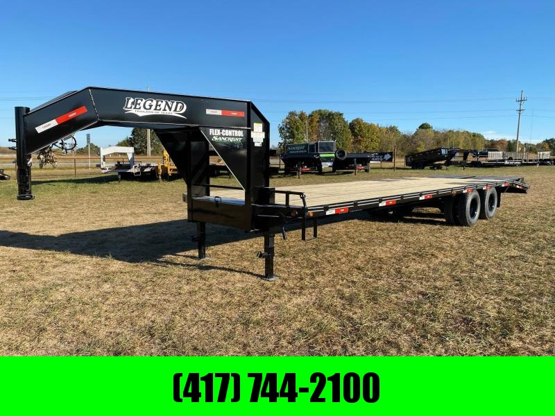 2021 Legend 102X30 TANDEM LO-PRO GN W/10K AXLES MAX RAMPS TORQUE TUBE & RAISED NECK