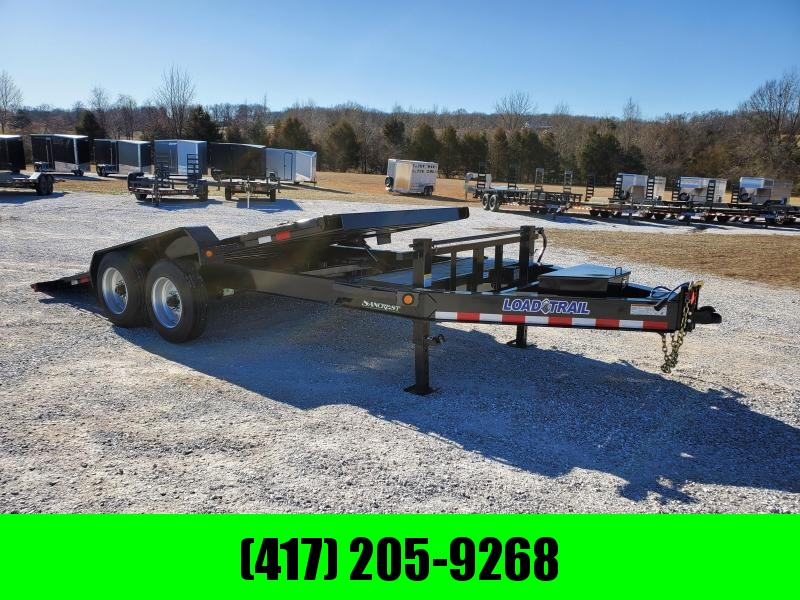 RENTAL SARCOXIE - 2019 LOAD TRAIL 83X18 TILT-N-GO
