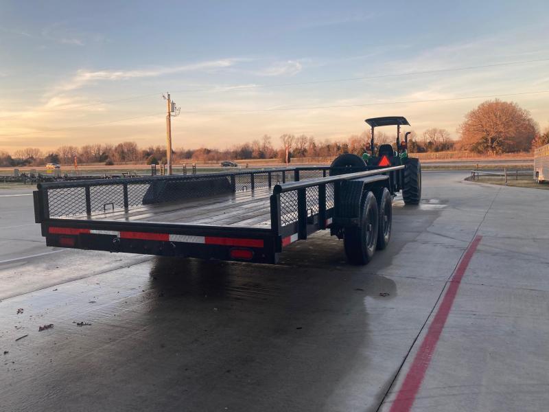 2019 Lamar Trailers Tandem Equipment Trailer