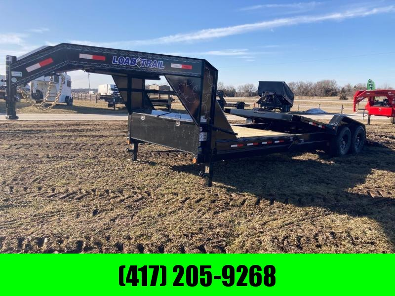 2021 Load Trail 83x24 Tandem Tilt-N-Go Equipment Trailer