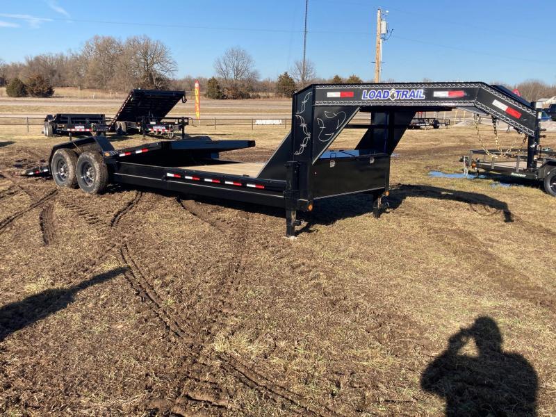 2021 Load Trail 83x24 Tandem Tilt-N-Go Equipment Trailer