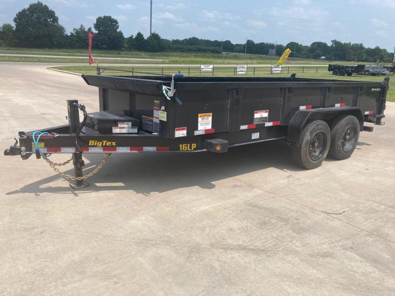 2021 Big Tex 83x14 Tandem 17.5K Dump Trailer
