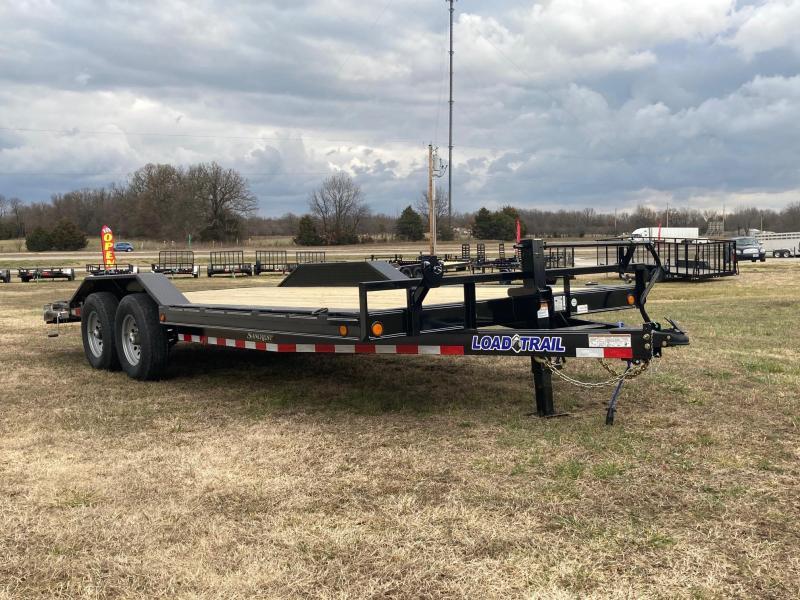 2021 Load Trail 102x20 Tandem Equipment Trailer