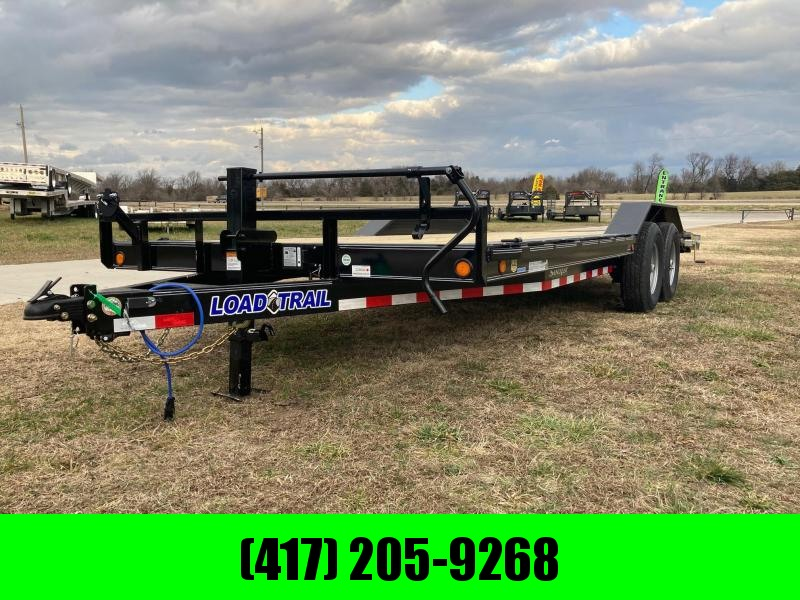 2021 Load Trail 102x20 Tandem Equipment Trailer