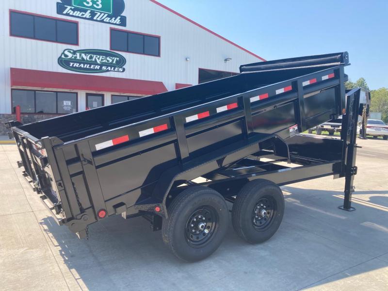 2022 Load Trail 83x14 Tandem 14K GN Dump Trailer
