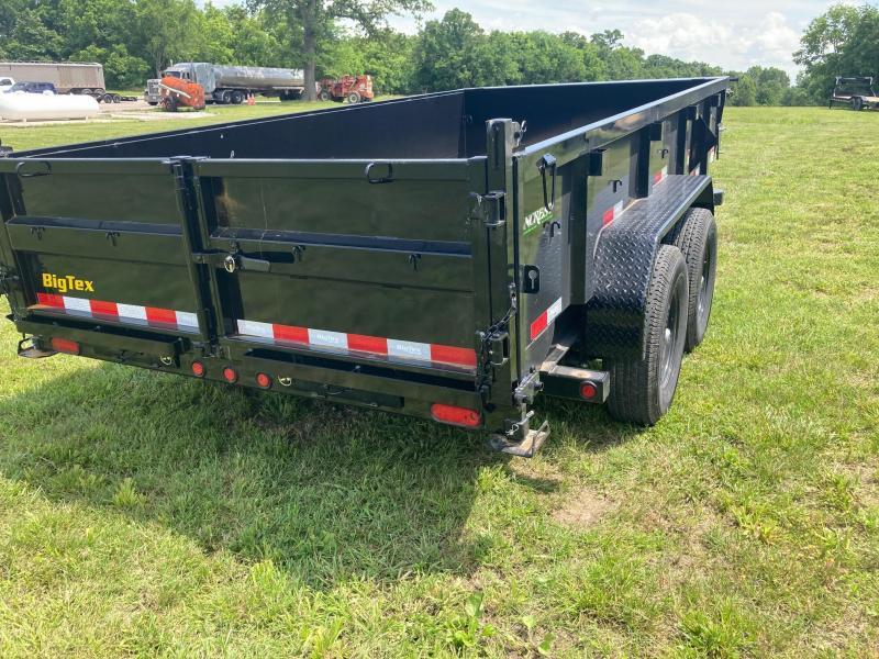 2022 Big Tex 83x14 14lp Dump Trailer