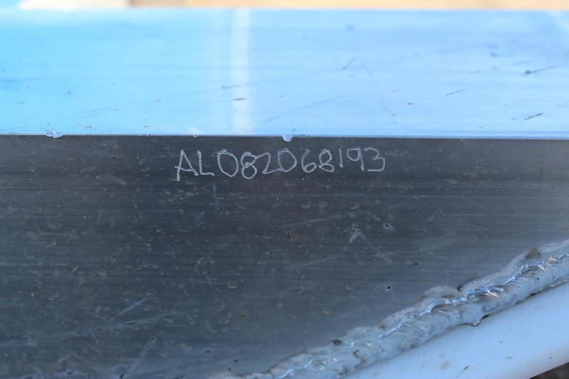 2021 Aluma Lite 6x8 +2 Spear Skid Fish House