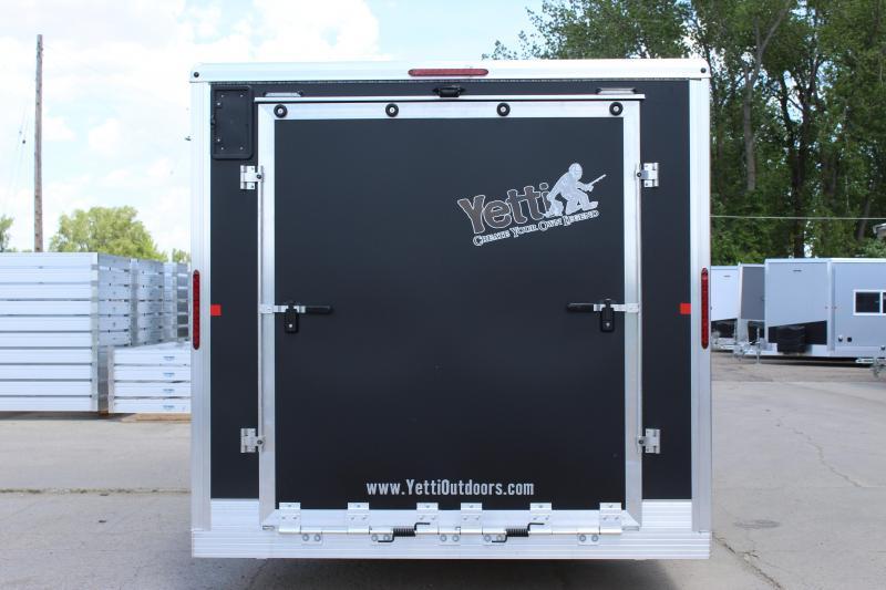 2020 Yetti Traxx T816-PK Toy Hauler Fish House
