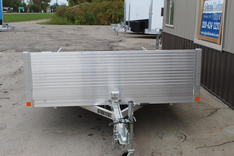 2020 Bear Track BTU81176T Utility Trailer