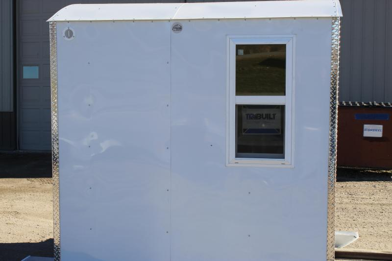 2021 Aluma Lite  5x7 Skid Fish House