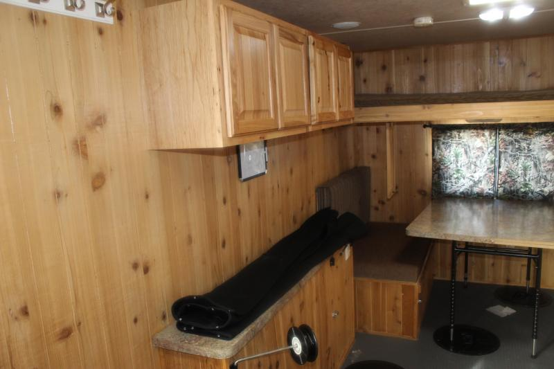 2013 Forest River True North Ice/Fish House Trailer