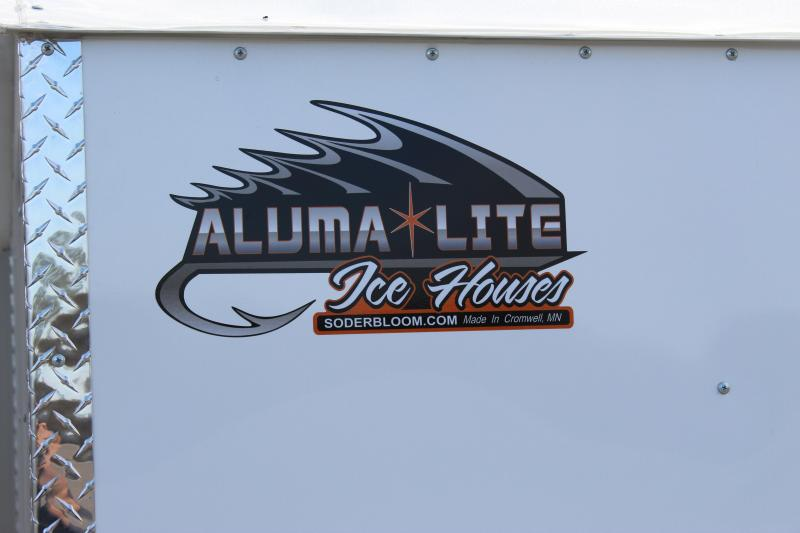 2021 Aluma Lite 6 X 10 2 Spear Fish House