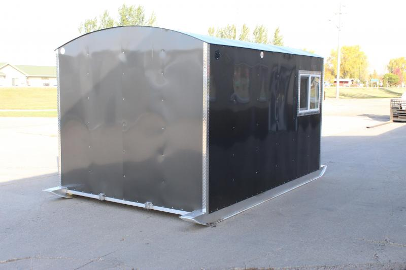 2021 Aluma Lite 8 X 12 Fish House