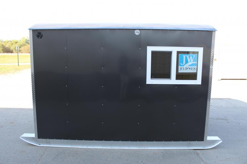 2021 Aluma Lite 6x10 Fish House