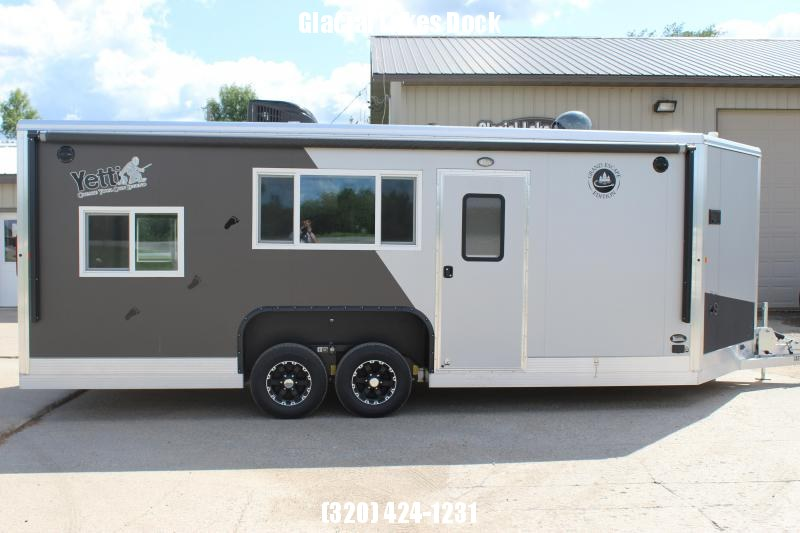 2019 Yetti Grand Escape Fish House