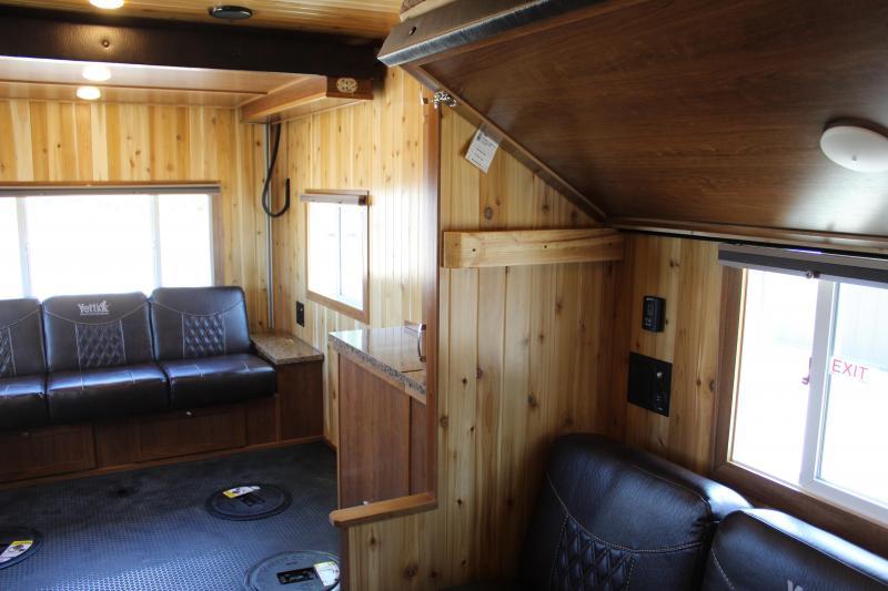 2021 Yetti Angler A817-PK Fish House
