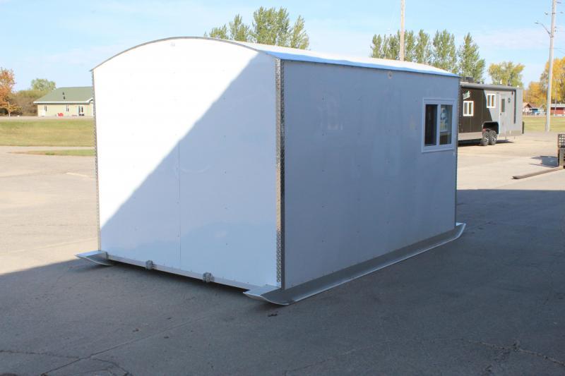 2021 Aluma Lite 8x12 Fish House