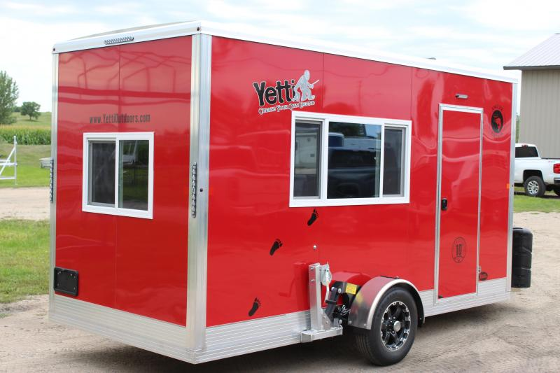 2021 Yetti Angler A614-DK Fish House