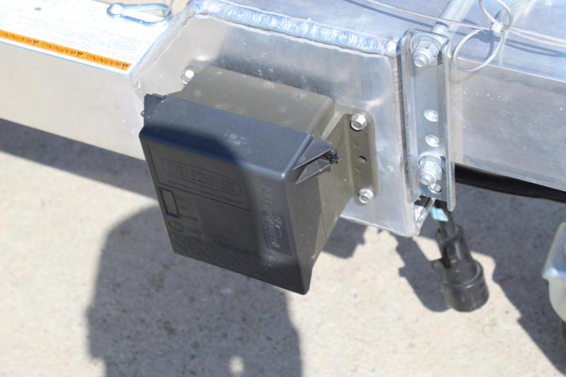 2020 Bear Track BTT80168S Tandem Utility Trailer