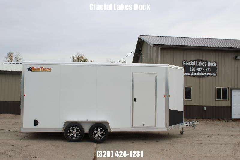 2020 Bear Track BTE716T Enclosed Cargo Trailer