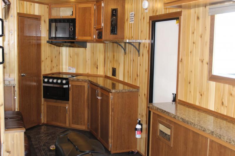 2020 Yetti Angler A821-PK Fish House