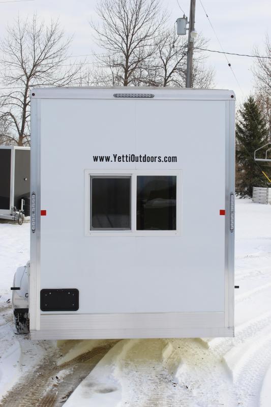 2021 Yetti Shell C614-A Fish House