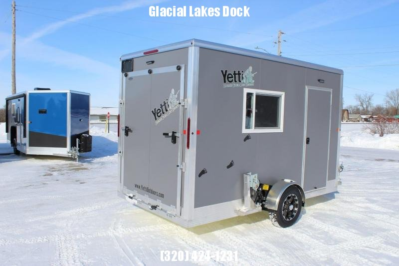 "2019 Yetti 6.5' x 12' ""Super Light"" by Glacial Lakes Dock"