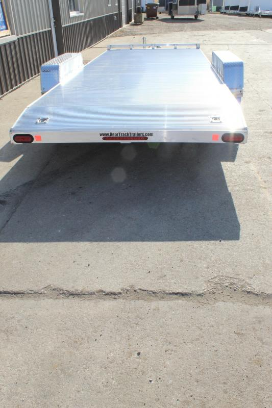 2020 Bear Track BTC81216 Car / Racing Trailer