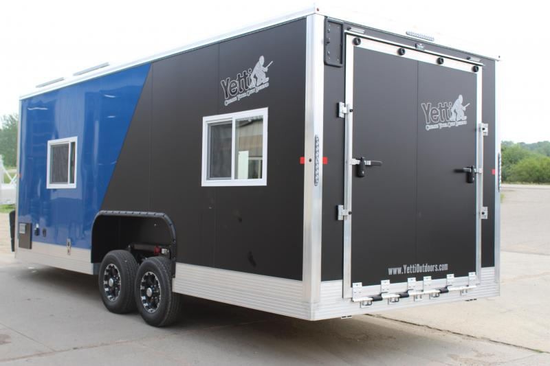 2021 Yetti Traxx T821-PKF RV/Fish House