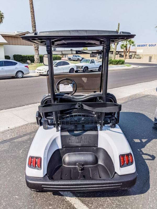 2016 Yamaha Electric Golf Cart