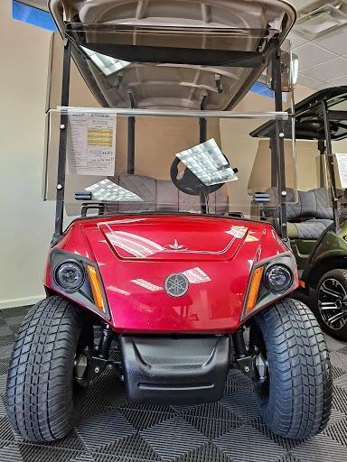 2021 Yamaha Drive2 EFI Golf Cart