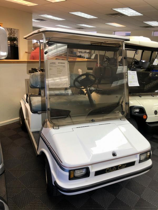 1994 Club Car Gas Golf Cart