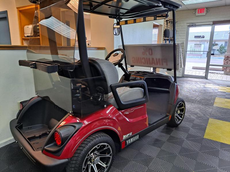 2021 Yamaha DR2A Golf Cart
