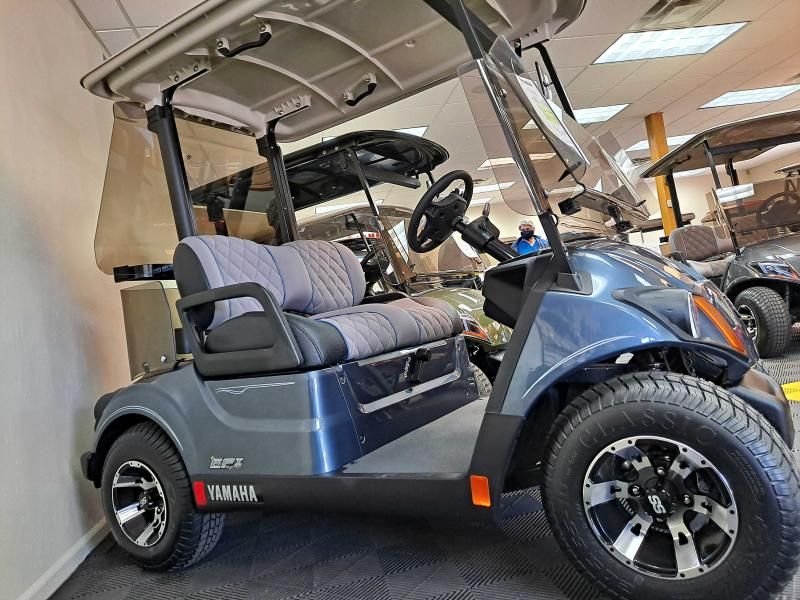 2013 Yamaha PRE-OWNED GAS Golf Cart