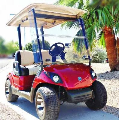 2016 Yamaha RECONDITIONED ELECTRIC Golf Cart
